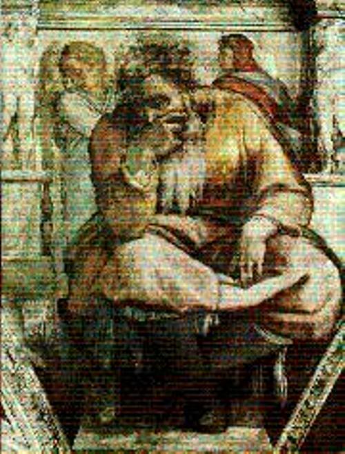 ירמיהו מקונןעל החורבן